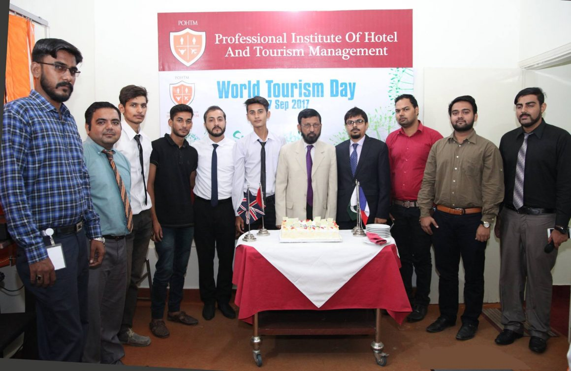 POHTM celebrated World Tourism Day on 27th September