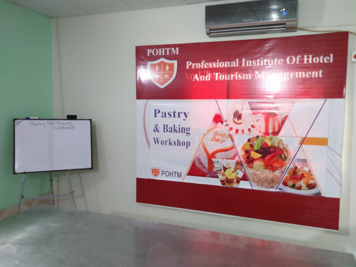 PASTRY AND BAKING WORKSHOP